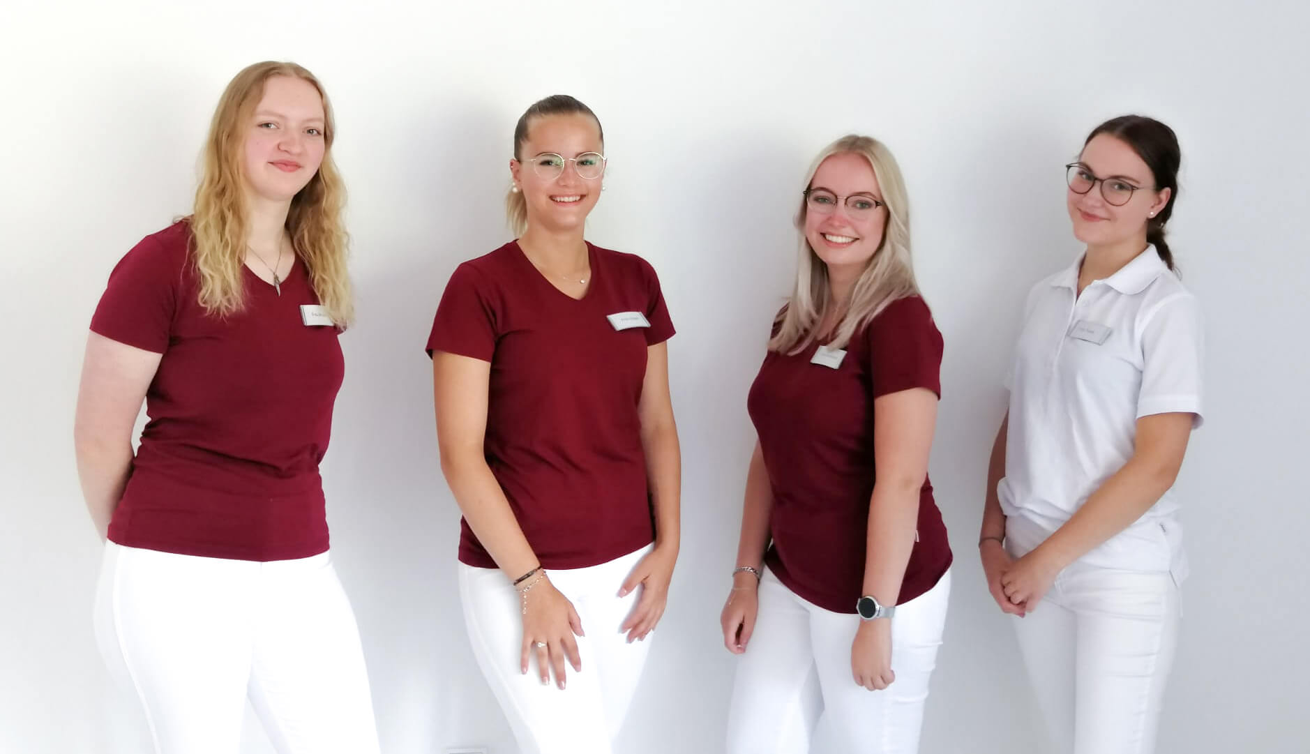 Orthopädie und Neurochirurgie Hof – Auszubildende 2021